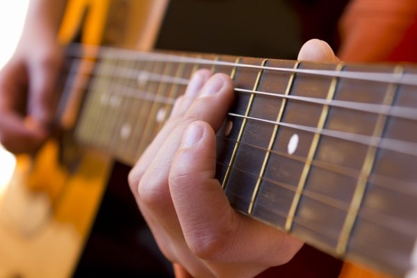Guitar Lessons Nottingham