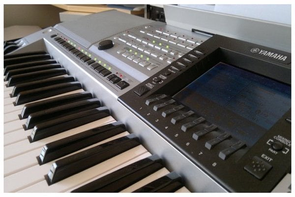 keyboard lessons nottingham