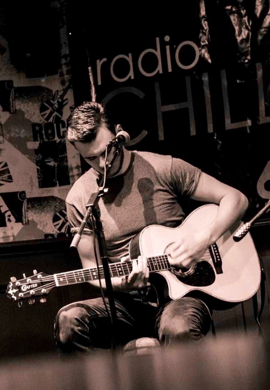 Jack Donald Guitar Lessons Nottingham