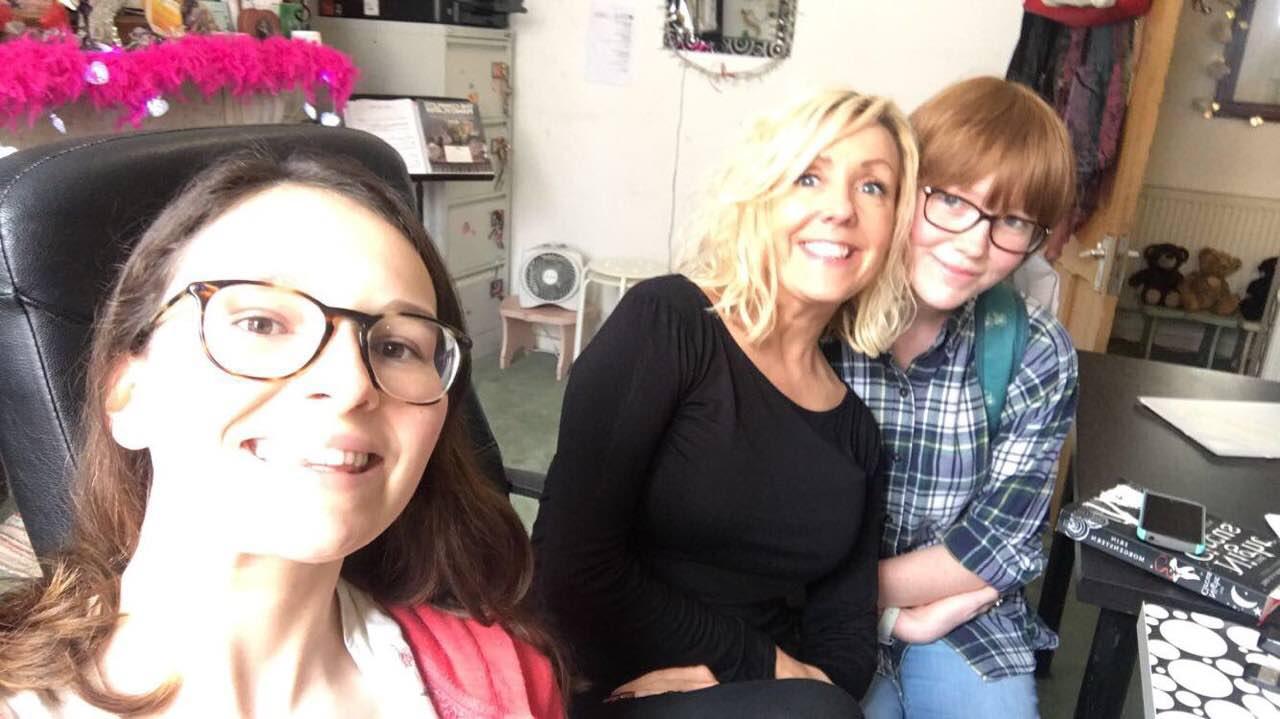 Emily, Jools & Amelia