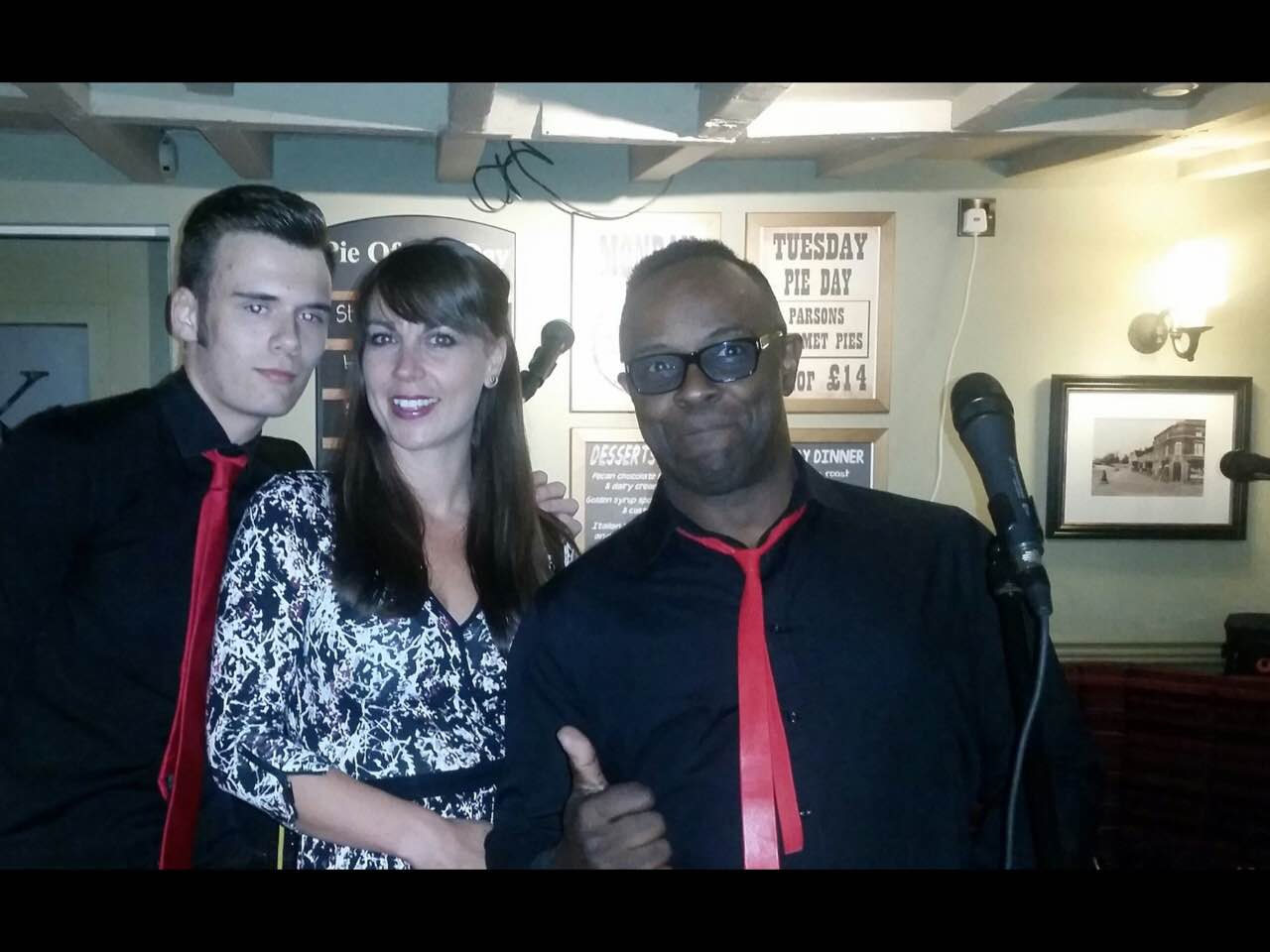 Jack, Lisa & Glen