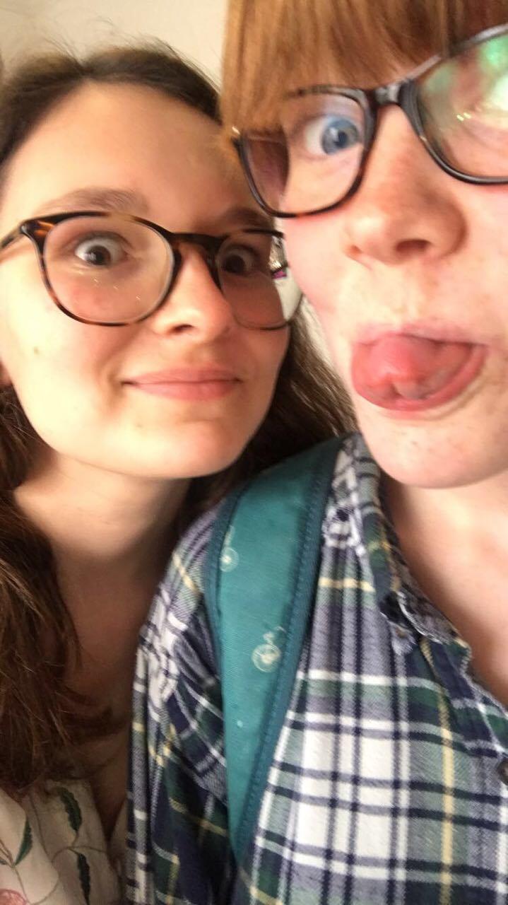 Emily & Amelia