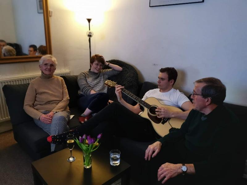 Julie Donalds family