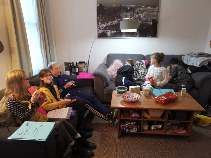 gcse music class at julie donalds music school nottingham
