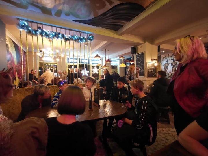 julie donalds music school nottingham gcse class party